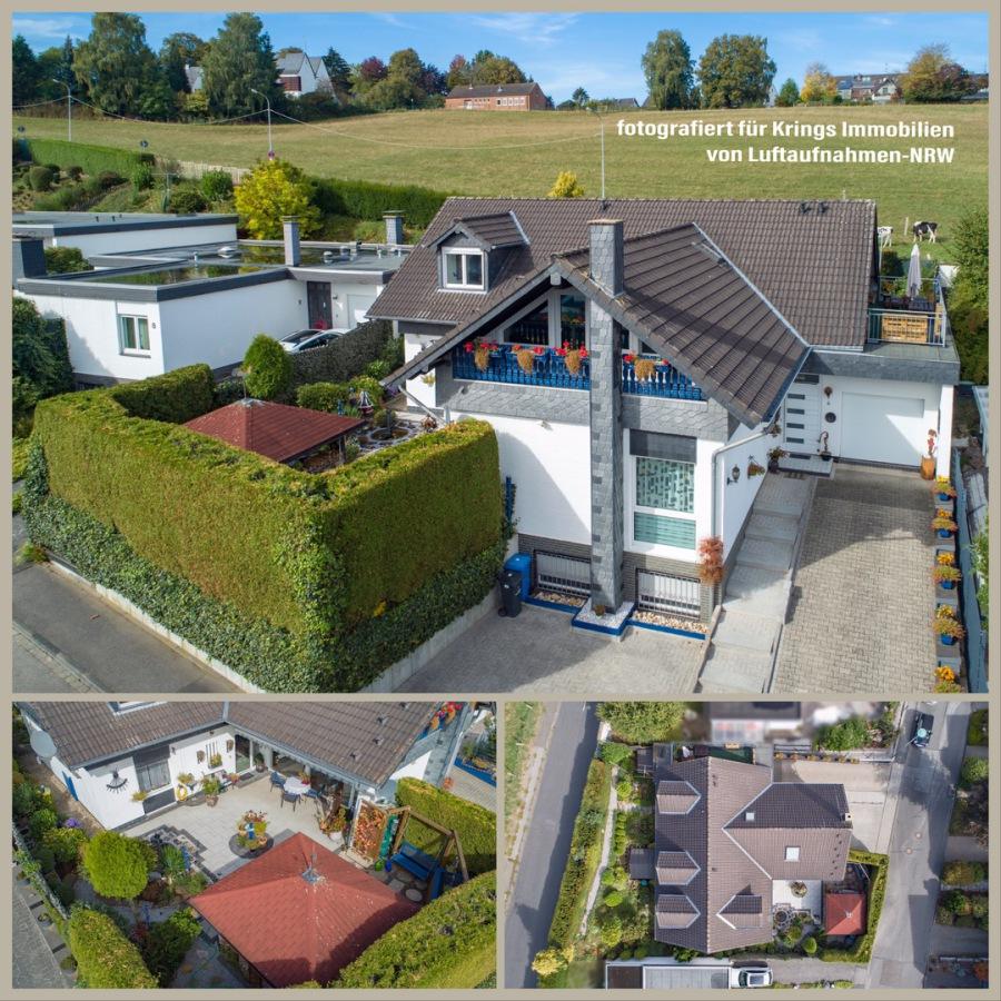 Luftaufnahmen per Drohne von Immobilien