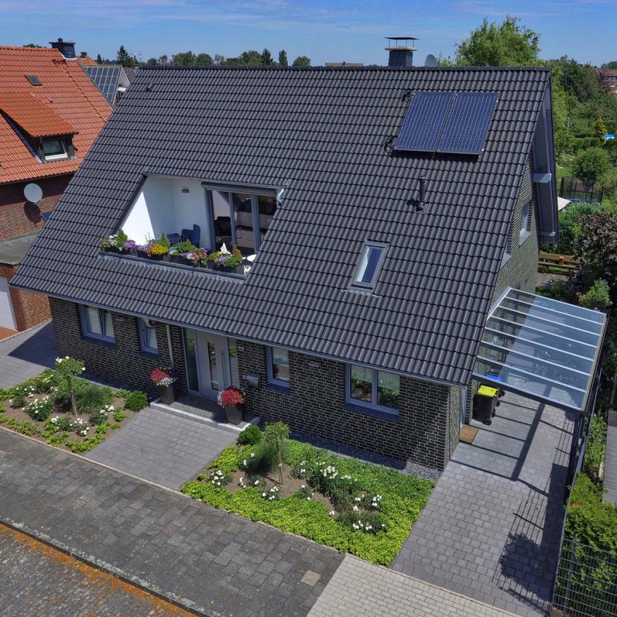Luftaufnahmen per Drohne in NRW - Immobilienmakler