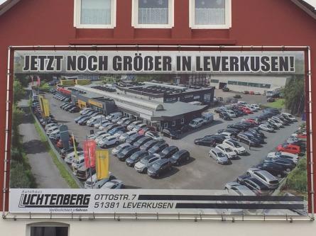 Drohnen-Luftaufnahmen in NRW - Beispielwerbung