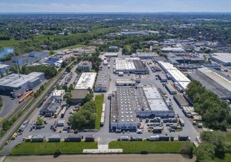 Luftaufnahmen.NRW aus Bochum mit Luftbildern von Unternehmen
