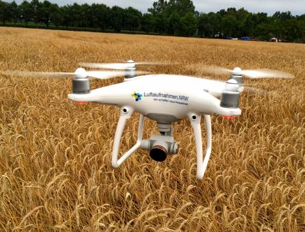 Luftbilder/Luftaufnahmen/Luftbildaufnahmen per Drohne - aus Bochum für NRW