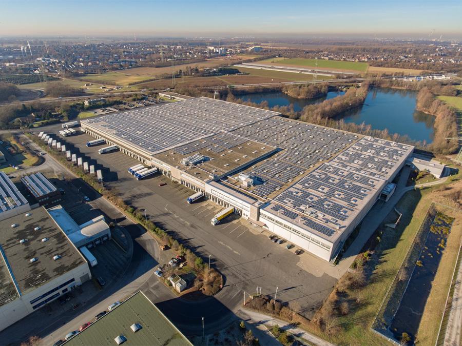 Luftbilder/Luftaufnahmen per Drohne in Essen
