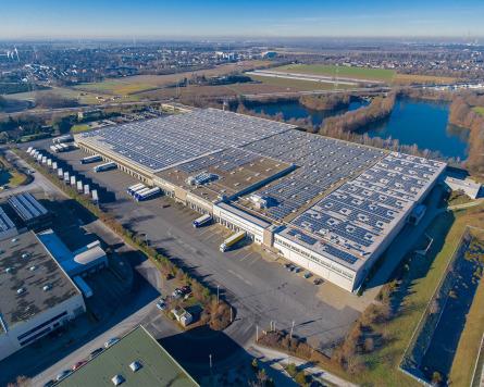 Luftbilder Drohne Duisburg durch Luftaufnahmen.NRW