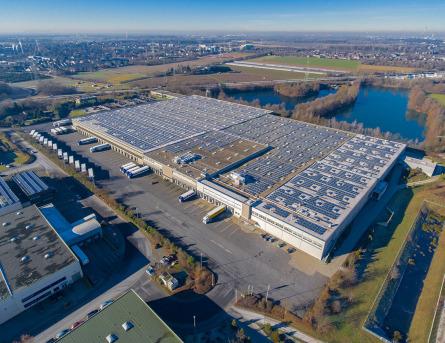 Luftaufnahmen.NRW Beispiel Luftbild per Drohne