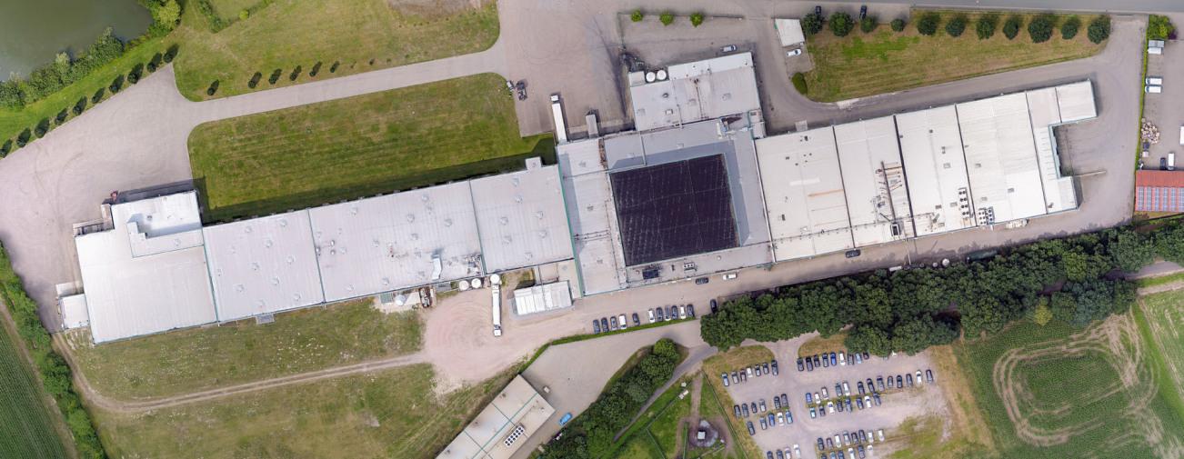 Luftbild / Luftaufnahme per Drohne für Luftaufnahmen.NRW aus Bochum